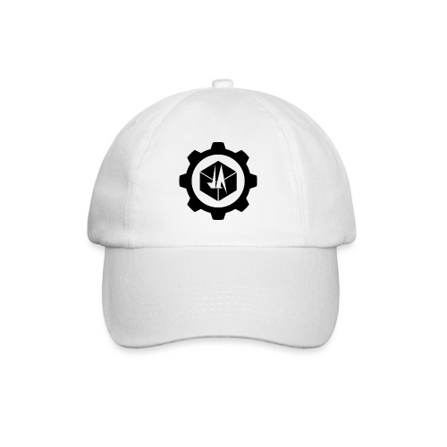 Jebus Adventures Logo (Transparent) - Baseball Cap