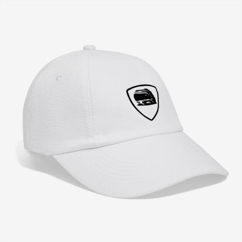 badge-helmet-team - Casquette classique
