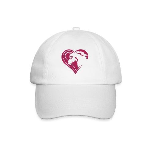 Iheart horses - Baseballkappe