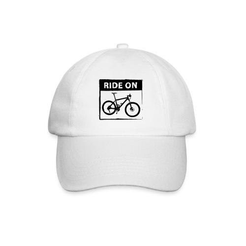 Ride On MTB 1 Color - Baseballkappe