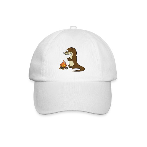 Song of the Paddle; Quentin campfire - Baseball Cap