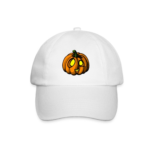 Pumpkin Halloween scribblesirii - Baseballkasket
