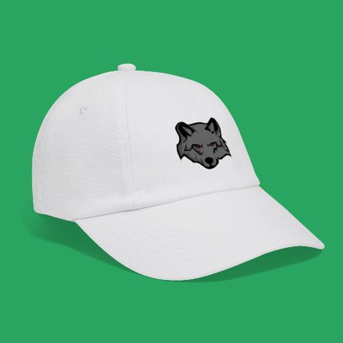 wolf logo - Cappello con visiera