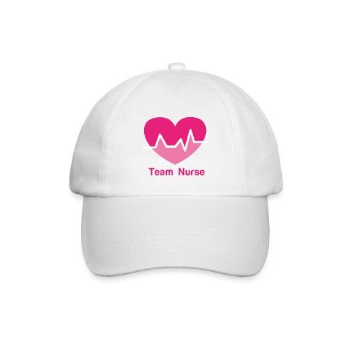 logo team nurse - Casquette classique