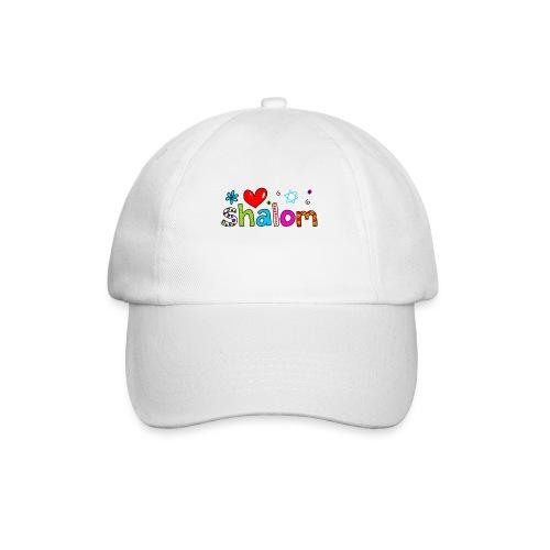 Shalom II - Baseballkappe