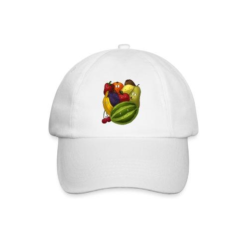Happy Fruits - Baseballkappe