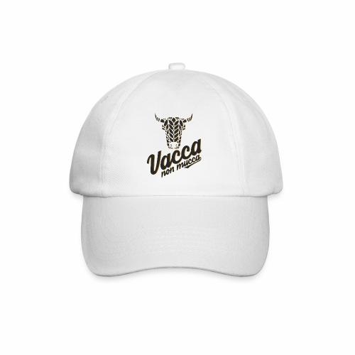 Vacca non mucca - Cappello con visiera