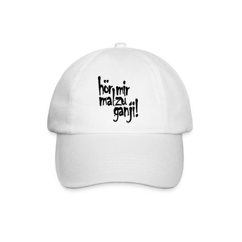Ganji 2.0 / Der Kultspruch für deine Tasse & mehr - Baseballkappe
