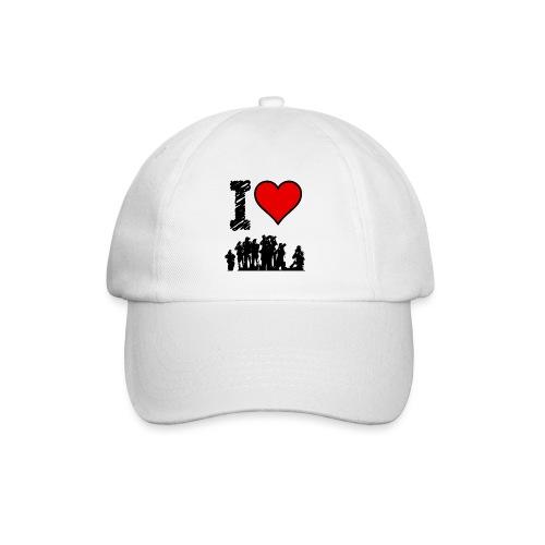 I Love Spotting - Cappello con visiera