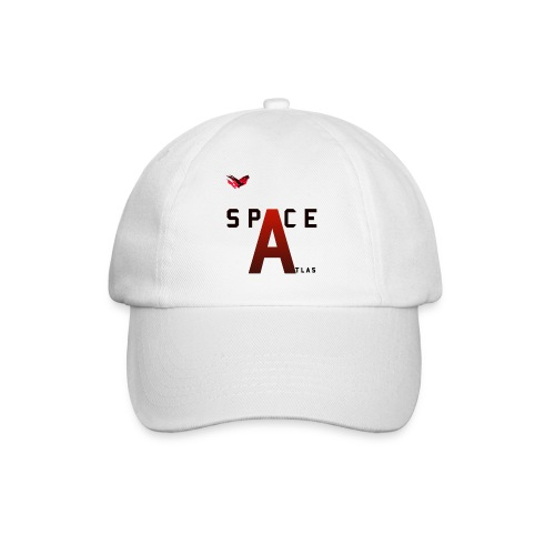 Space Atlas Baseball Long Sleeve Capital A - Baseballkasket