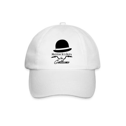 Motociclista & Gentiluomo - Cappello con visiera