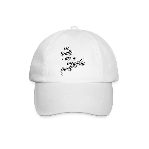 P11 - Cappello con visiera