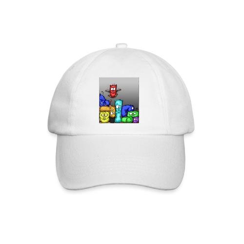 hamstris_farbe - Baseballkappe