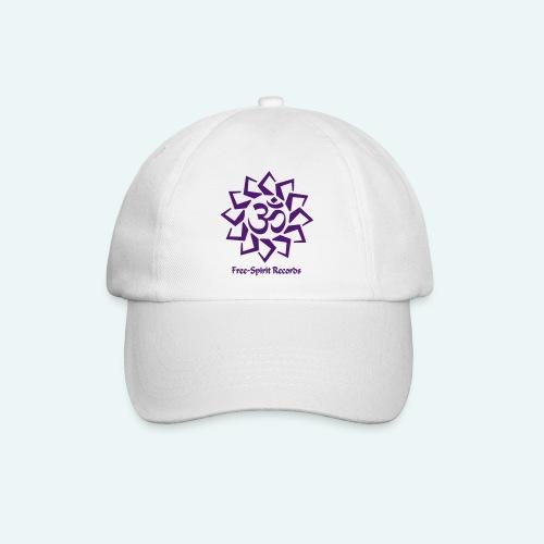 freespirit logo star text - Baseball Cap