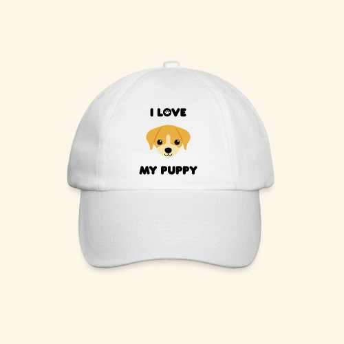 Love my puppy - Casquette classique
