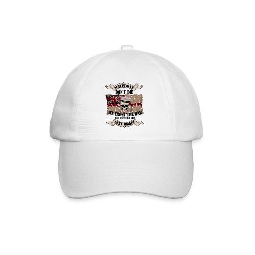 Cross the Bar2 - Baseball Cap