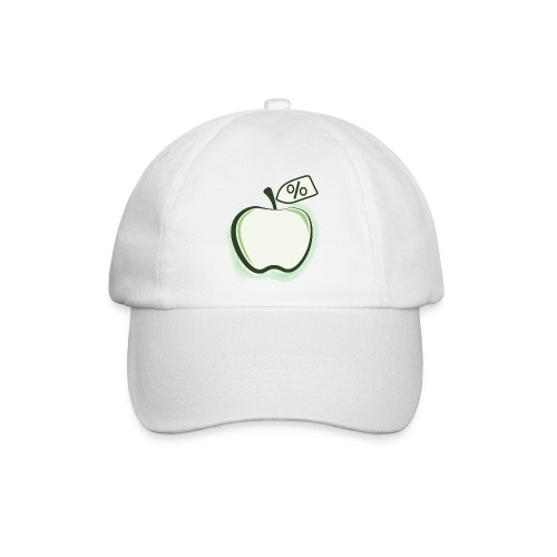 Sund på budget logo - Baseballkasket