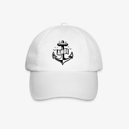 104 Ahoi Anker Möwen maritim - Baseballkappe