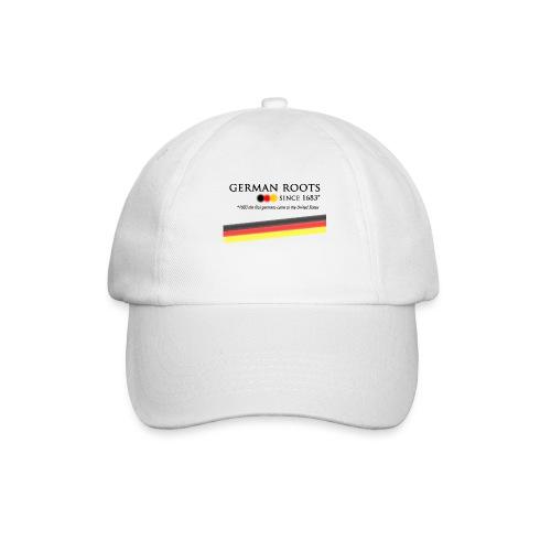 German roots in USA - Baseballkappe