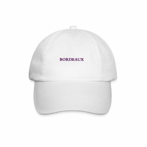 Bordeaux violet - Baseball Cap