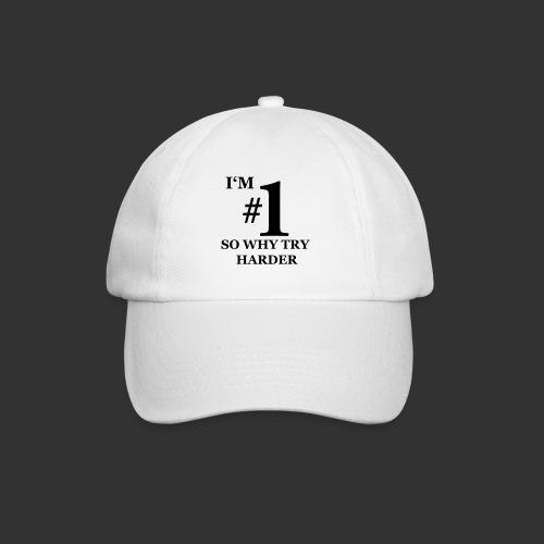 T-shirt, I'm #1 - Basebollkeps
