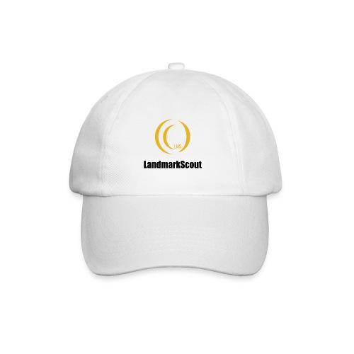 Tshirt White Front logo 2013 png - Baseball Cap