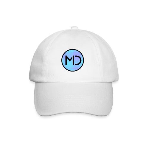 MD Blue Fibre Trans - Baseball Cap