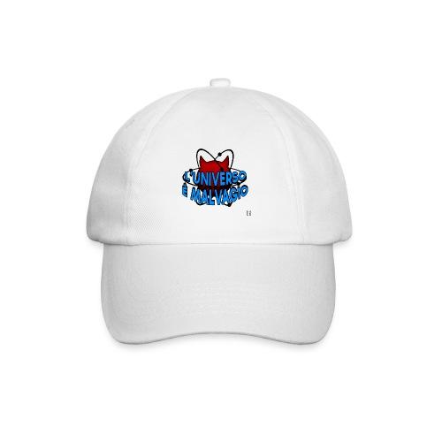 L'universo è malvagio - Cappello con visiera