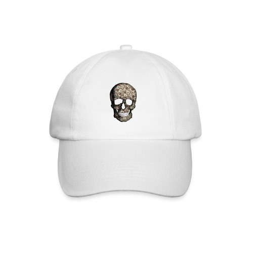 Skull Money - Gorra béisbol