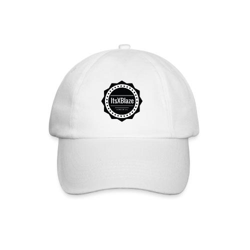 ItsXBlaze Logo 2 V-Neck Option 1 - Baseballcap