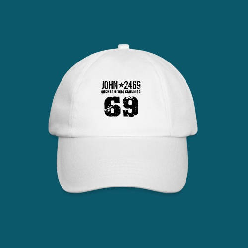 john 2469 numero trasp per spread nero PNG - Cappello con visiera