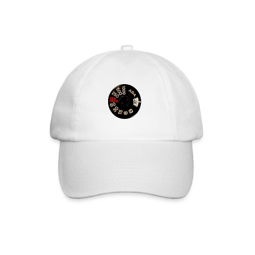 Manual Camera - Cappello con visiera