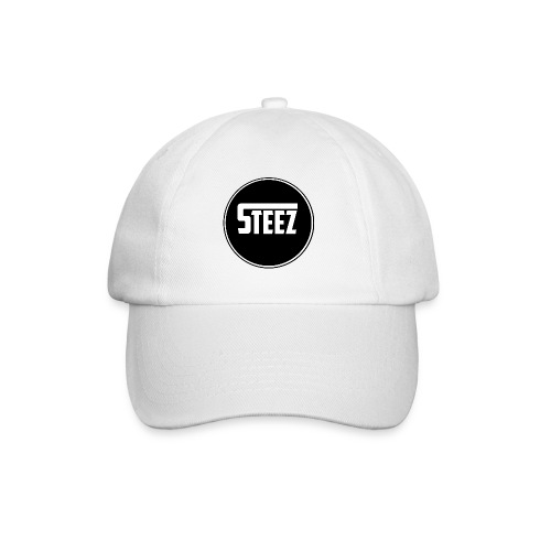 Steez t-Shirt black - Baseballcap