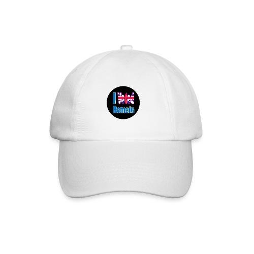 I Voted Remain badge EU Brexit referendum - Baseball Cap
