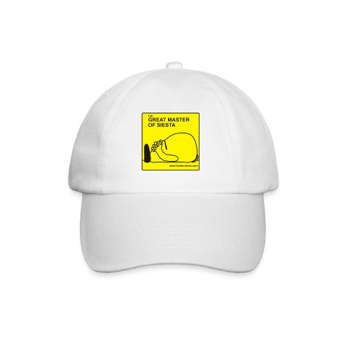 Great Master of Siesta - Baseball Cap