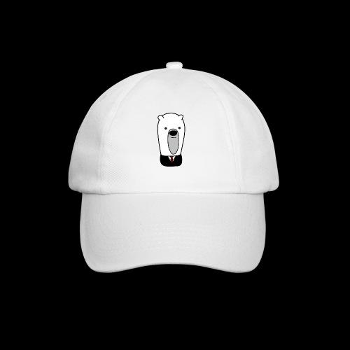 officel_polarbear_shop_logo - Baseballkasket