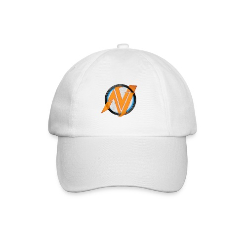 invi.rocks Logo - Baseballkappe