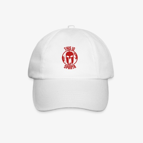 this is sparta - Baseball Cap