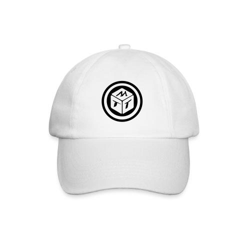 mb logo klein - Baseballkappe