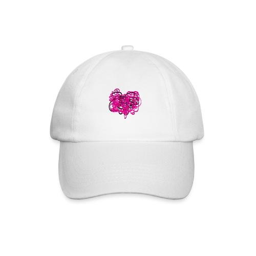 delicious pink - Baseball Cap