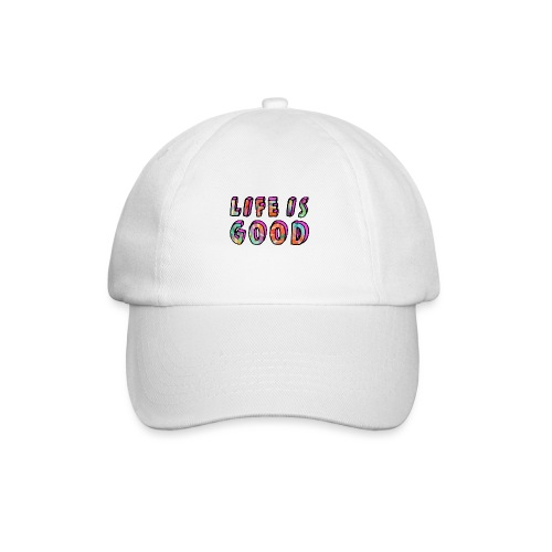 LifeIsGood - Baseball Cap