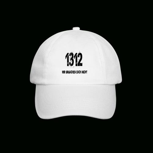 1312 BOSS - Baseballkappe