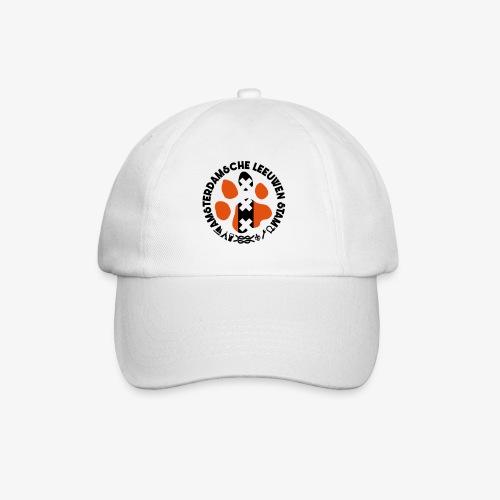ALS witte rand licht - Baseballcap