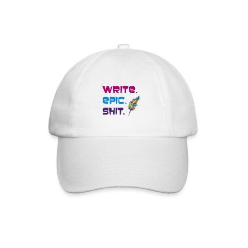 Write.Epic.Shit by www.Schreiben-im-Flow.de - Baseballkappe