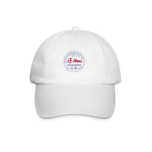 17. mai T-skjorte - Det norske plagg - Baseballcap