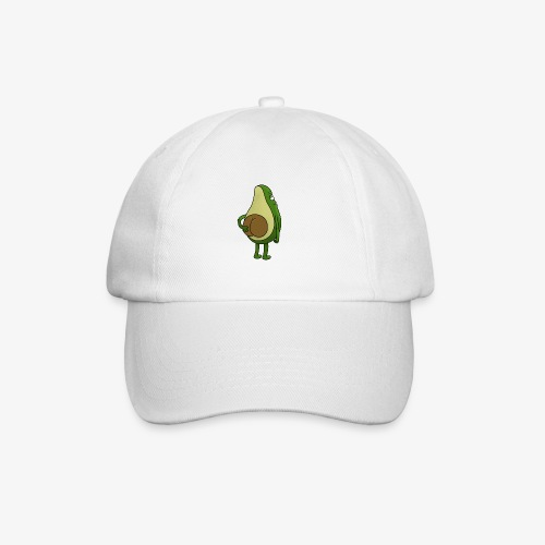 Avokado - Baseballkappe