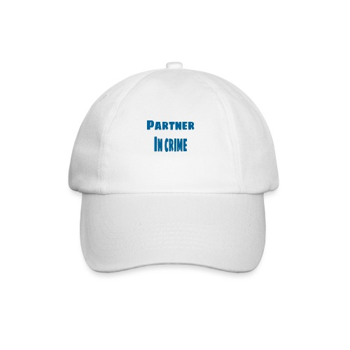 Partner in crime blue - Basebollkeps