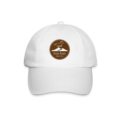 cheval alsace brun - Casquette classique