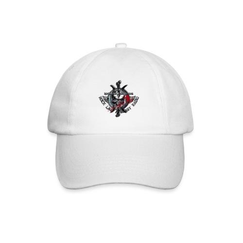 Blood Skull Logo - Basebollkeps