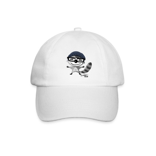 racconys gang nerdy png - Baseballkappe